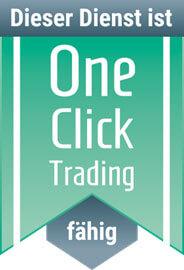 Dieser Dienst ist One-Click-Trading fähig