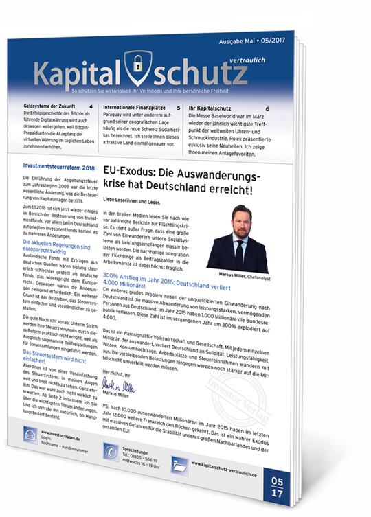 Kapitalschutz vertraulich - Cover